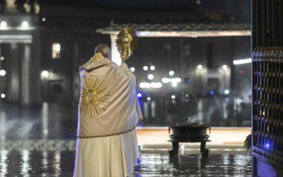Die Leere (Lehre) des Petersplatzes