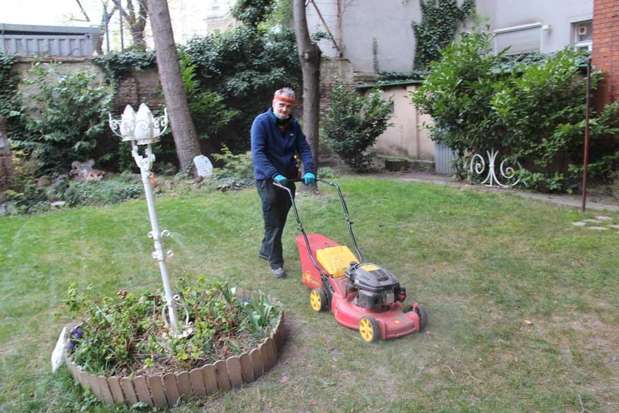 """Wir eröffnen die """"Garten-Saison"""""""