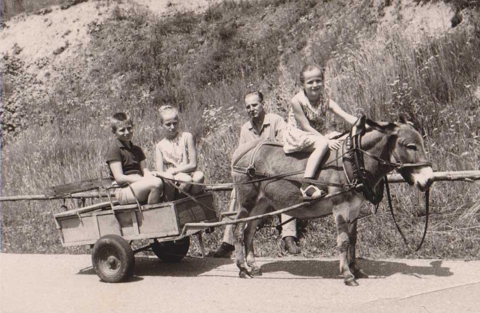 Eselwanderung