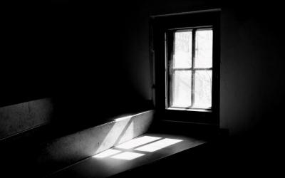 Der Mann am Fenster
