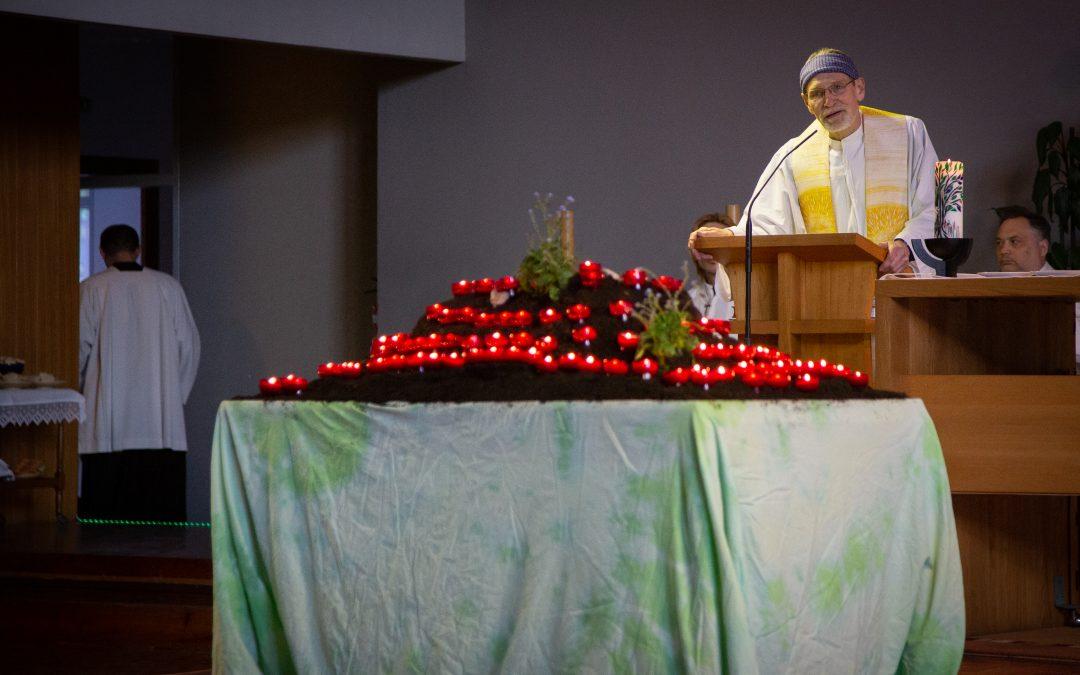 Predigt vom Gründonnerstag 2021 von Tomas Kaupeny