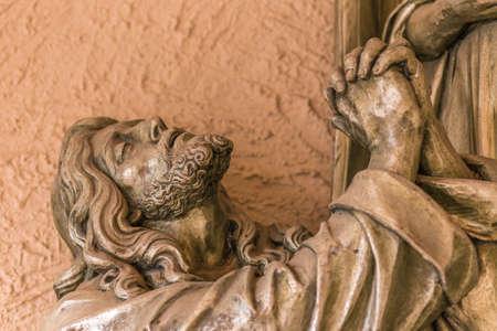 Jesus betet für die Seinen